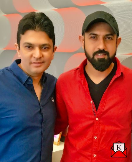 Bhushan Kumar To Produce Two Punjabi Films With Gippy Grewal's Humble Motion Pictures
