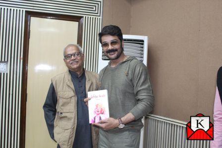 Prosenjit Chatterjee Unveils Book Urvashi Der Dinratri