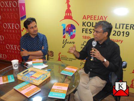Amit Chaudhuri's Book Sweet Shop Launched; A Part of Apeejay Kolkata Literary Festival
