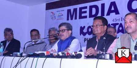 Curtain Raiser Press Conference of 43rd International Kolkata Book Fair 2019