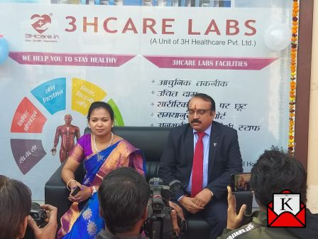 3Hcare Labs Opened Its Second Pathology Centre
