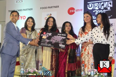 NiYO Global Card Presented to Bollywood Actress Lara Dutta; Panel Discussion on Unsung Women Achievers