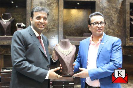 Panna Diamond World New Store Inaugurated at Rabindra Sarani