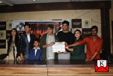 Cast and Crew Announcement of Bengali Film Ghayel
