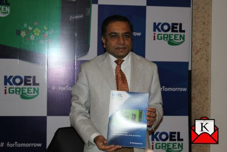KOEL's Advanced i-Green DG Sets Unveiled in Kolkata