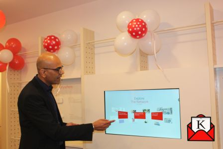 Bharti Airtel Launched its 100th Next Gen Airtel Store in Park Street