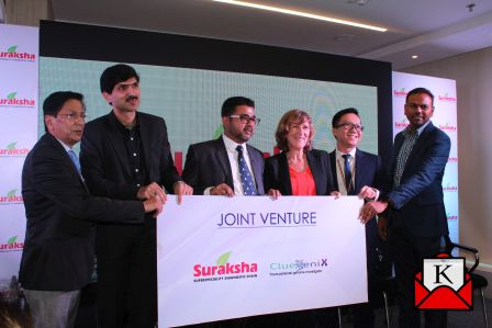 Suraksha Diagnostic Pvt Ltd Partners With Biotech Company Cluegenix