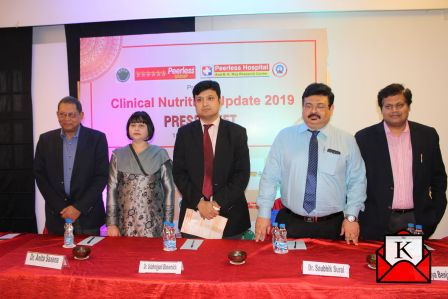 Press Meet Organized to Announce Conference on Clinical Nutrition in Advance Nutrition Care