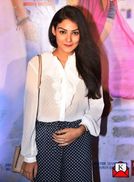 Actress Neha Rana's Dream Come True Moment With Film Disco Dancing Star