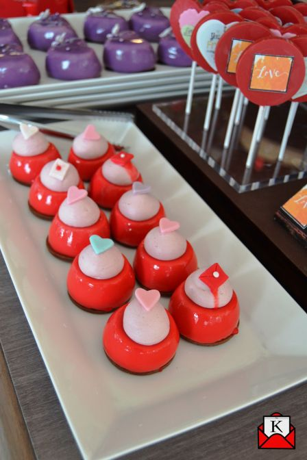 Gorge on Delicious Dishes on Valentine's Day at JW Marriott Kolkata