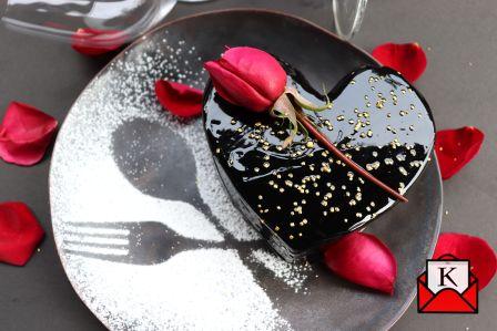 Bakstage's Week Long Special Menu for Valentine's Week