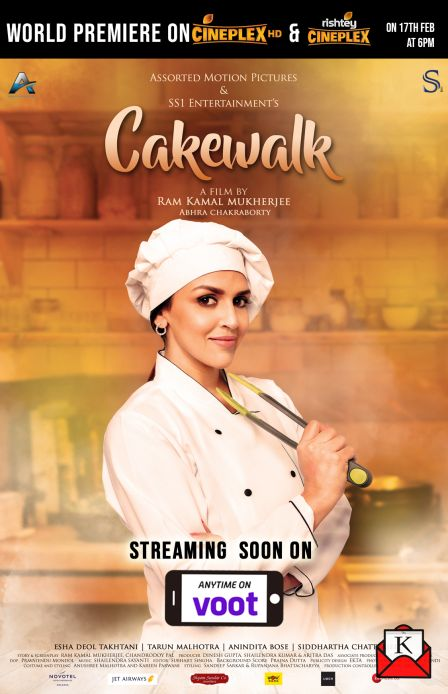 Short Film Cakewalk to be Aired on Rishtey Cineplex on 17th February