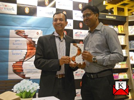 Book Launch of Get Better at Getting Better at Starmark