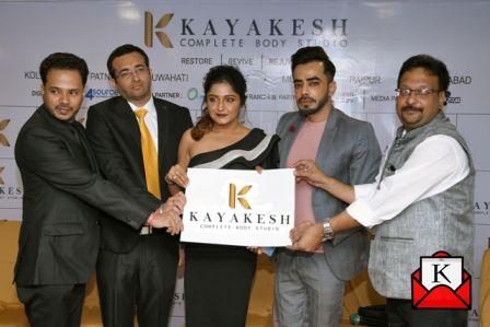 Actress Sayantani Guhathakurta Inaugurated Beauty Clinic- KayaKesh