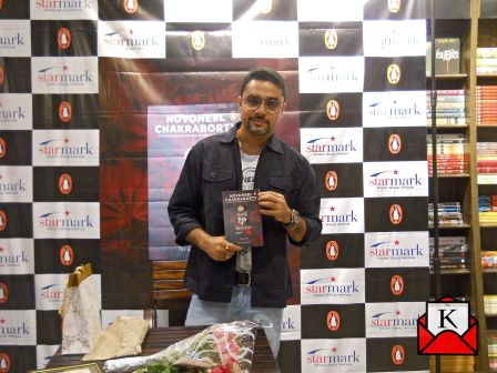Novoneel Chakraborti's Latest Novel Half Torn Hearts Released in Kolkata
