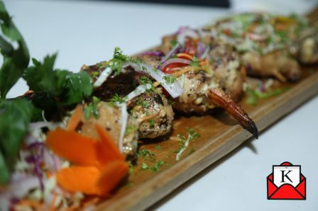 Relish Delicious Dishes on Valentine's Day at What's Up