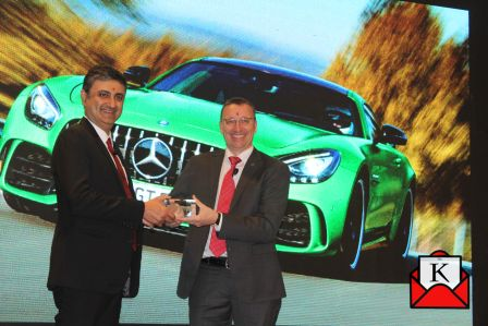 Mercedes Benz Inaugurated Two New Outlets in Kolkata