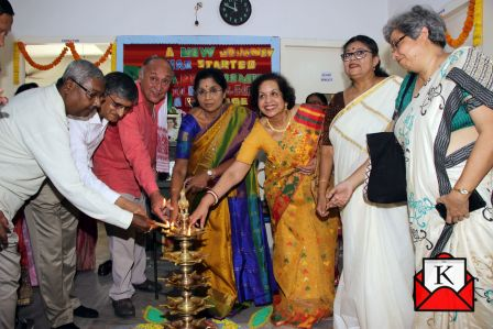 Actor Victor Banerjee Inaugurates Mentaid's New Centre at Joka