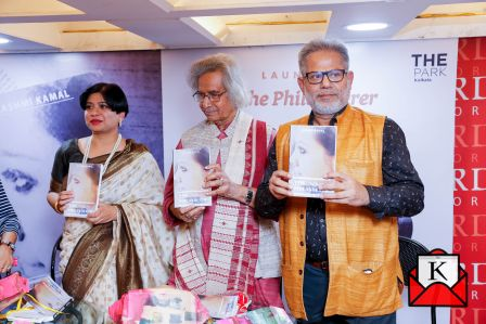 Book Launch of The Philanderer at Oxford Book Store, Kolkata