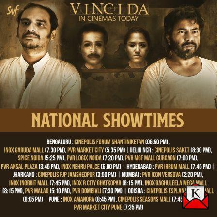 Srijit Mukherji's Thriller Vinci Da Released Nationally