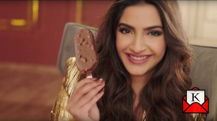 Magnum's Announced Association With Bollywood Diva Sonam K Ahuja
