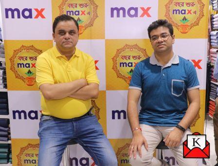 Max's Poila Boisakh Celebration Graced by Bratya Basu