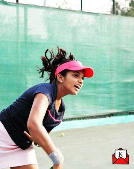Dakshata Patel Shines For Her Sincerity in Tennis Buddies