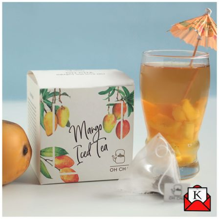 Oh Cha's Two New Flavours of Iced Teas For Summers Introduced