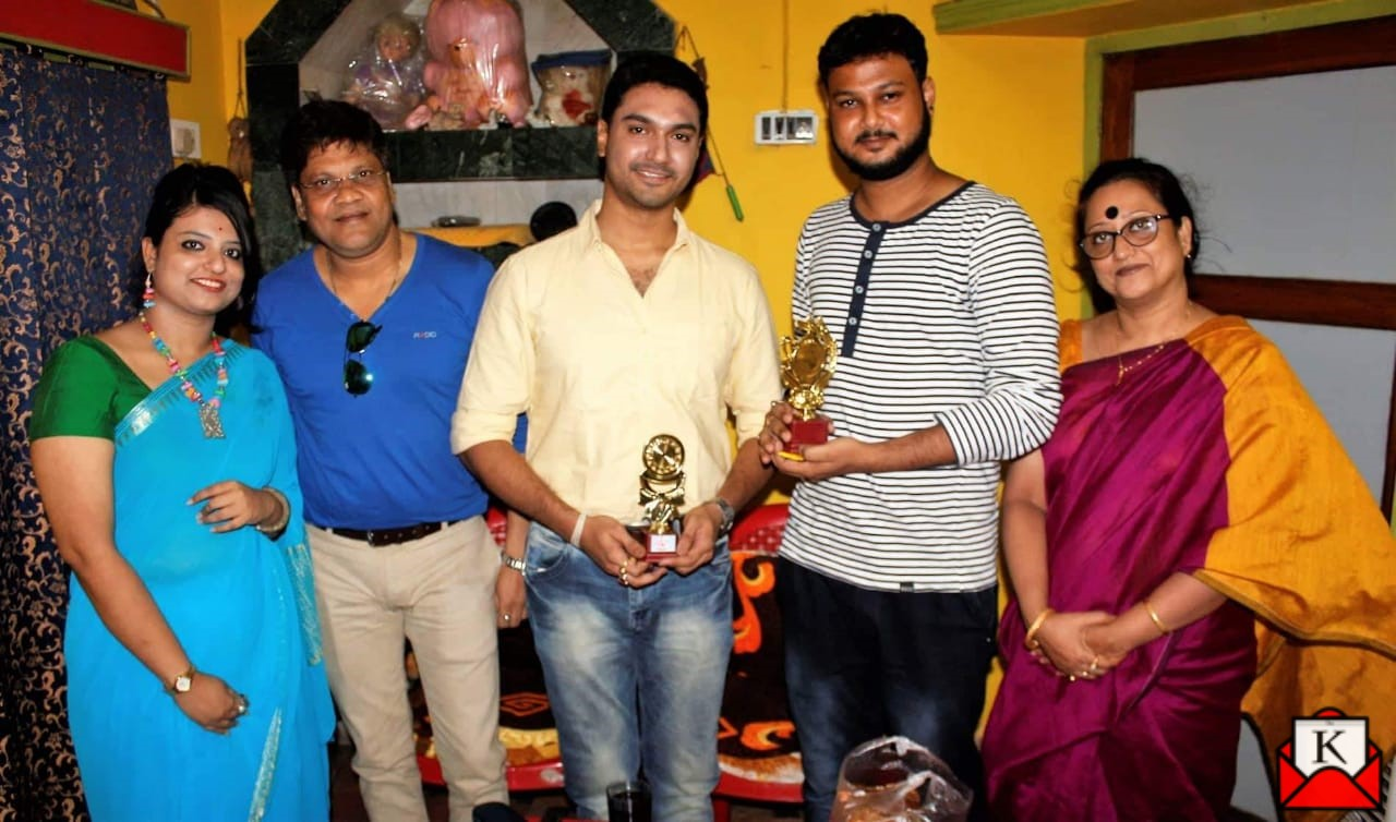 S2 Films Prize Distribution Organized to Award Best Male Actor for Short Film