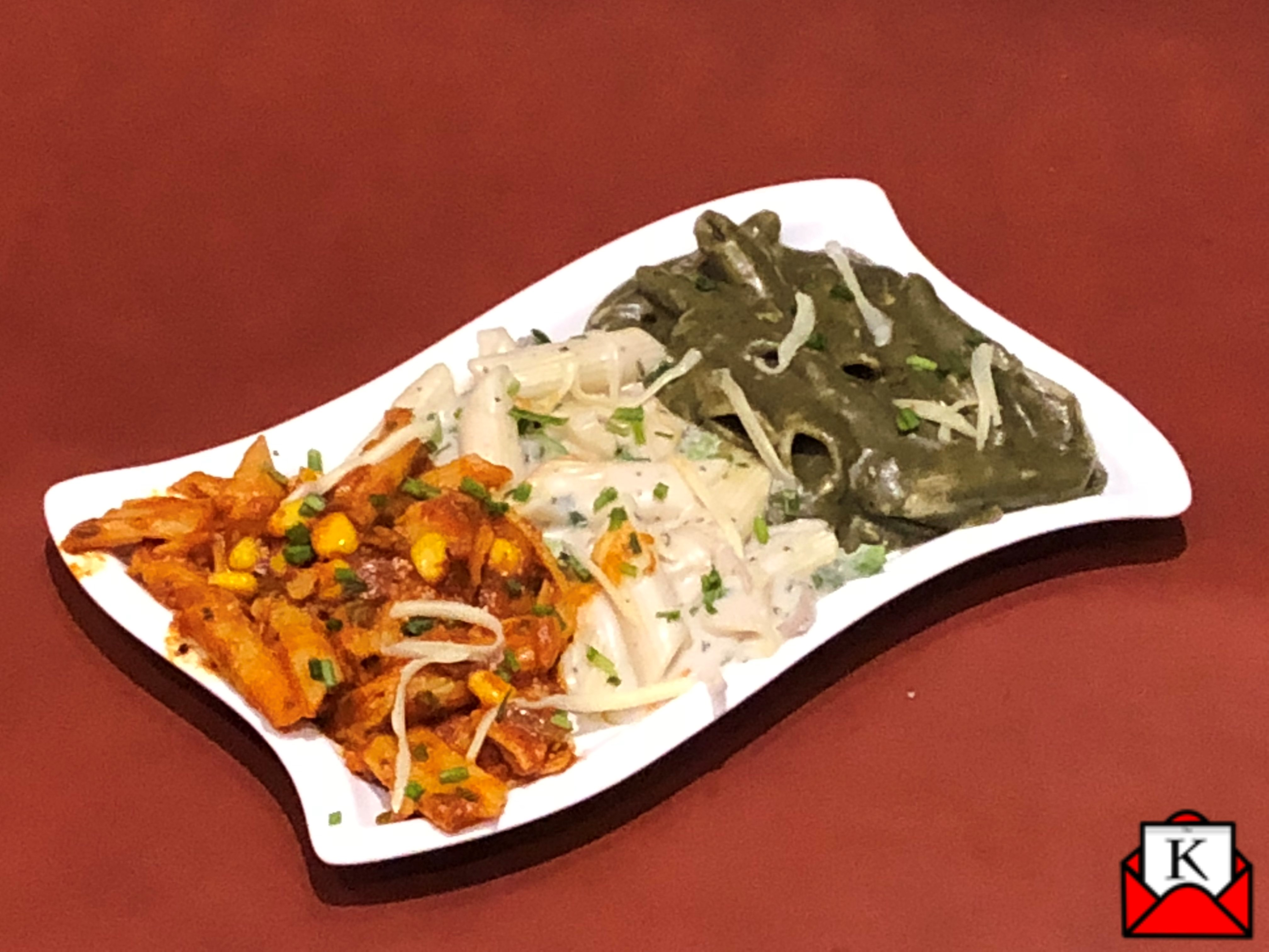 Go 20-20 With Jalapenos at Jalapenos to Mark World Pasta Day