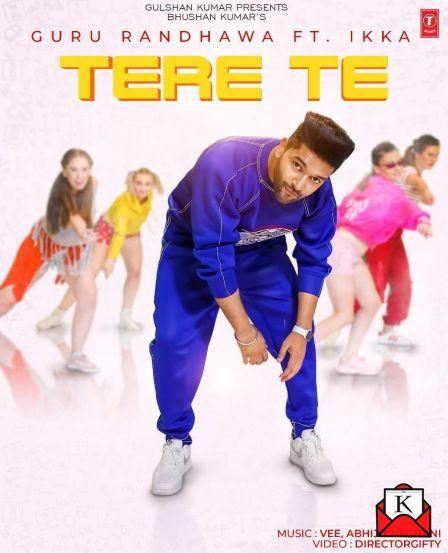 Guru Randhawa Collaborates With Rapper Ikka For Single Tere Te