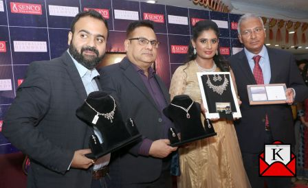 Exclusive Australian Diamonds Collection Launched by Women's Cricket Team Captain Mithali Raj