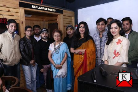 Love Across The Border Explored in Trailer Launch of Bengali Film Ahaa Re