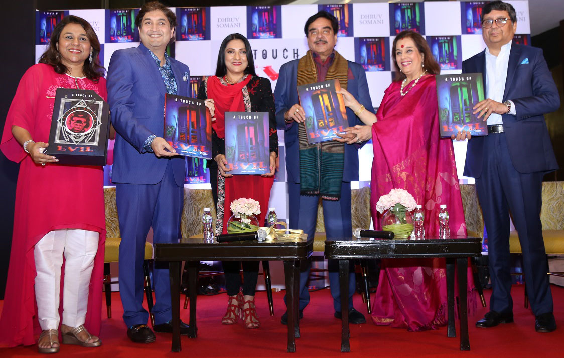 Book Launch of A Touch Of Evil; An Ultimate Guide to Bollywood Horror Films