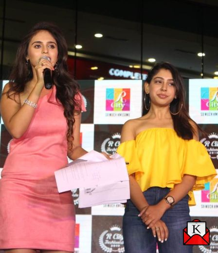 Second Season of Fashionista Organized; Actress Niti Taylor Graces Occasion
