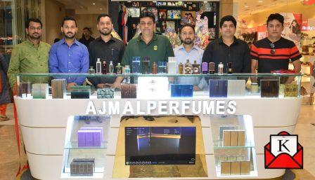 Ajmal Perfumes Inaugurated Two New Outlets in Kolkata