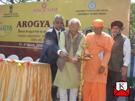 3 Day Arogya Fair Organized; Aim to Facilitate Ayush Way of Life