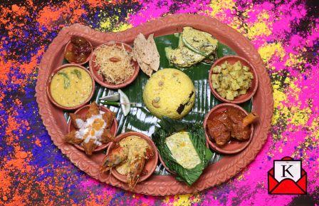 Holi Special Platter on Offer at Bongnese