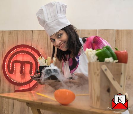 Chef Rashi Kedia- The Experimental Chef