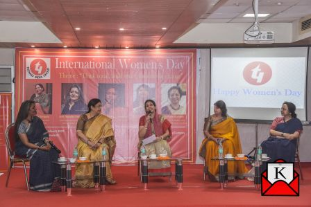 Techno India Group Organized Panel Discussion on International Women's Day