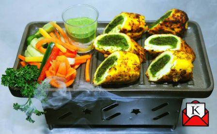 Holi Special Dishes on Offer at What's Up Cafe