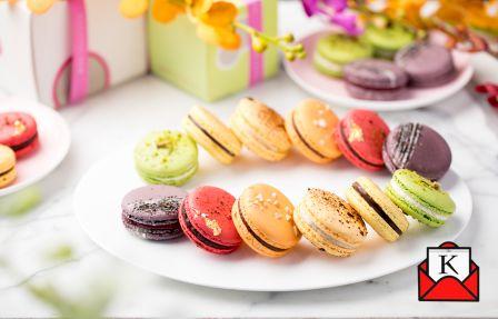 Make Your Holi Special With Colorful Macarons at Yauatcha, Kolkata