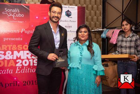 Fashion Event Heart & Soul Ms & Mrs India 2019 Organized