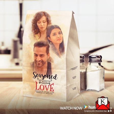 Seasoned With Love Premiered on Hungama Play
